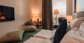 赫尔辛基克拉丽奥酒店 - 赫尔辛基 - 睡房