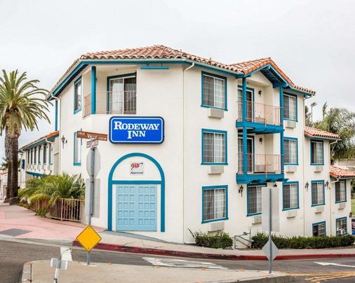 圣克莱门特海滩罗德威宾馆 - 圣克莱门特 - 建筑