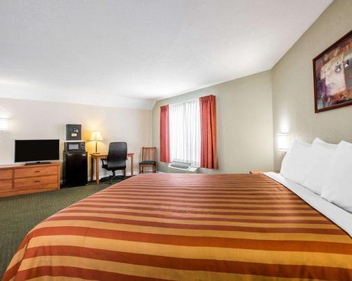 圣克莱门特海滩罗德威宾馆 - 圣克莱门特 - 睡房
