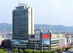 义乌国际大厦 - 义乌 - 建筑