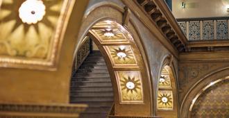 布朗宫酒店和水疗中心, 自主品牌系列 - 丹佛 - 楼梯