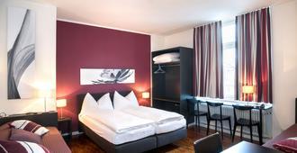 霍廷根酒店 - 苏黎世 - 睡房