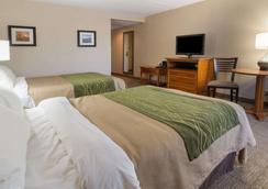 载客圈舒适旅馆 - 锡拉丘兹 - 睡房