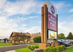 西佳plus霍兰德套房旅馆 - 霍兰(密歇根州) - 建筑