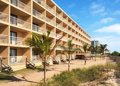 海滨品质酒店 - 大洋城 - 建筑