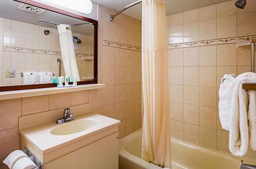 海滨品质酒店 - 大洋城 - 浴室