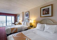 海滨品质酒店 - 大洋城 - 睡房
