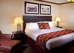 烟囱井乡村酒店 - Furnace Creek - 睡房