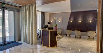 圣罗奇喜剧贝斯特韦斯特优质酒店 - 蒙彼利埃 - 大厅