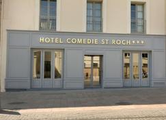 圣罗奇喜剧西佳plus酒店 - 蒙彼利埃 - 建筑