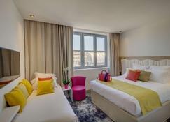 圣罗奇喜剧贝斯特韦斯特优质酒店 - 蒙彼利埃 - 睡房