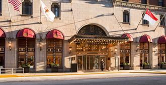 芝加哥千禧纽约人酒店 - 芝加哥 - 建筑