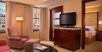 芝加哥千禧纽约人酒店 - 芝加哥 - 客厅