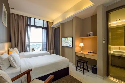 马六甲松树酒店 - 马六甲 - 睡房