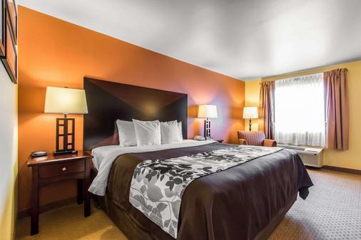亨茨维尔斯利普套房酒店 - 亨茨维尔 - 睡房