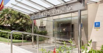 加泰罗尼亚马略卡酒店 - 马略卡岛帕尔马 - 酒店入口