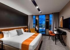 堪培拉机场韦伯酒店 - 堪培拉 - 睡房