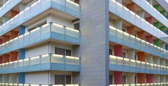 雅典弗莱士酒店 - 雅典 - 建筑