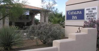 卡塔利娜旅馆 - 土桑 - 户外景观