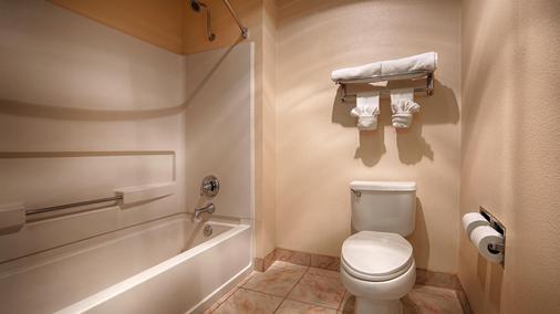 贝斯特韦斯特中央酒店 - 埃尔森特罗 - 浴室