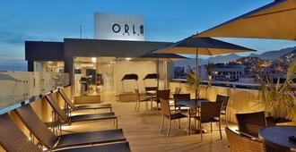 奥拉克帕卡巴那酒店 - 里约热内卢 - 露台