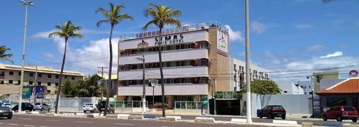 西马斯普拉亚酒店 - 阿拉卡茹 - 建筑