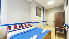 康帕斯旅馆 - 圣彼德堡 - 睡房