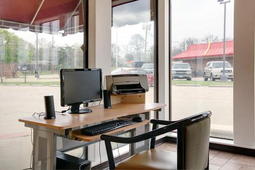 Americas Best Value Inn Longview - 朗维尤 - 商务中心