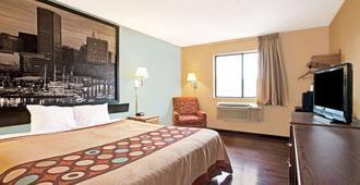 巴尔的摩/埃塞克斯地区速8酒店 - 巴尔的摩 - 睡房