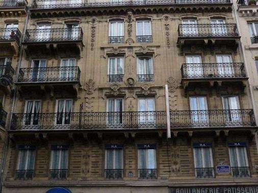 阿尔通纳酒店 - 巴黎 - 建筑