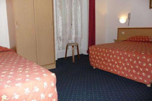 阿尔通纳酒店 - 巴黎 - 睡房