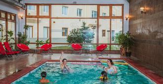 迭戈阿尔马格罗蓬塔阿雷纳斯酒店 - 蓬塔阿雷纳斯