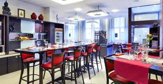 梅茨中心基里亚德酒店 - 梅斯 - 餐馆