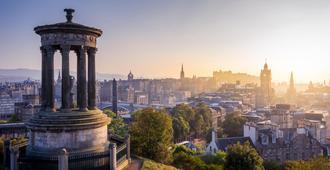 爱丁堡中心智选假日酒店 - 爱丁堡 - 户外景观