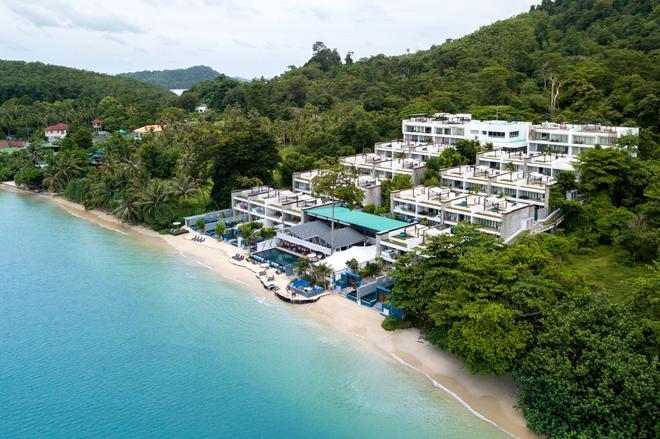 普吉南特拉泳池套房酒店 - 拉特萨达 - 海滩