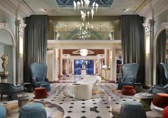 罗马里昂宫酒店 - 罗马 - 大厅