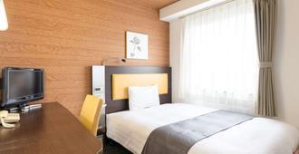 小仓舒适酒店 - 北九州市 - 睡房