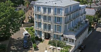 协和酒店 - 拉波勒 - 建筑