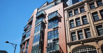 作品公寓式酒店 - 曼彻斯特 - 建筑