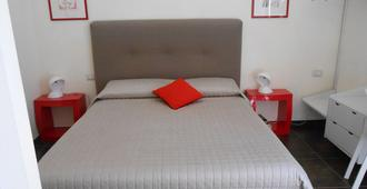 多莫斯海布雷酒店 - 拉古萨 - 睡房