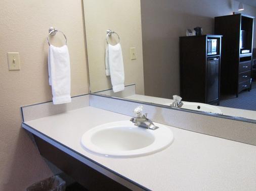 温哥华红狮套房饭旅馆 - 温哥华 - 浴室