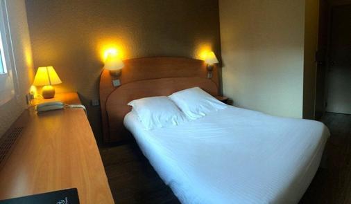 兰斯小屋酒店 - 兰斯 - 睡房