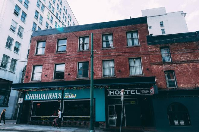 西摩甘比旅馆 - 温哥华 - 建筑