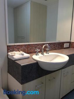 凯恩斯精品公寓酒店 - 凯恩斯 - 浴室