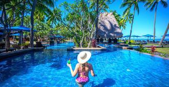 斐濟丹娜拉島威斯汀水療度假酒店 - 南迪 - 游泳池