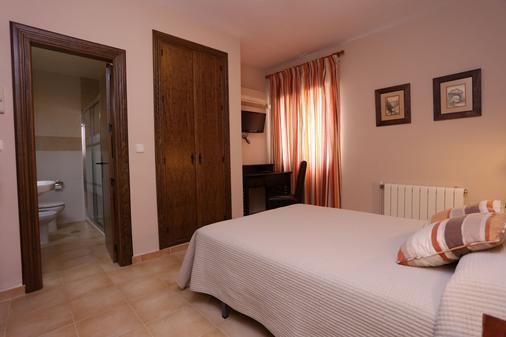 安达卢西亚酒店 - 隆达 - 睡房
