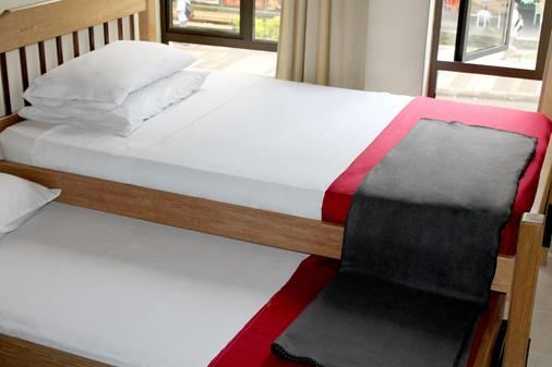 旅乐可斯 10 青年旅舍 - 麦德林 - 睡房