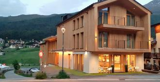 里威酒店 - 利维尼奥 - 建筑