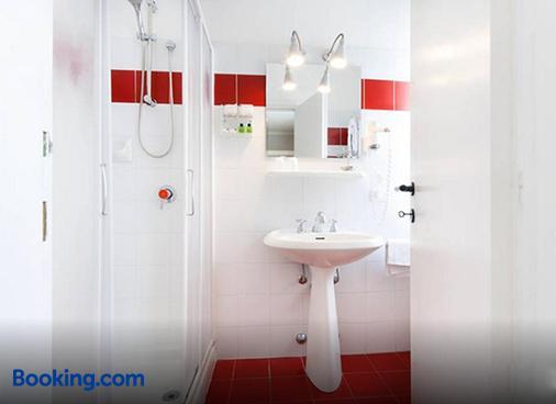 米拉拉格住宿加早餐旅馆及公寓式酒店 - 贝拉吉奥 - 浴室