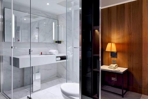 窝饭店 - 高雄市 - 浴室